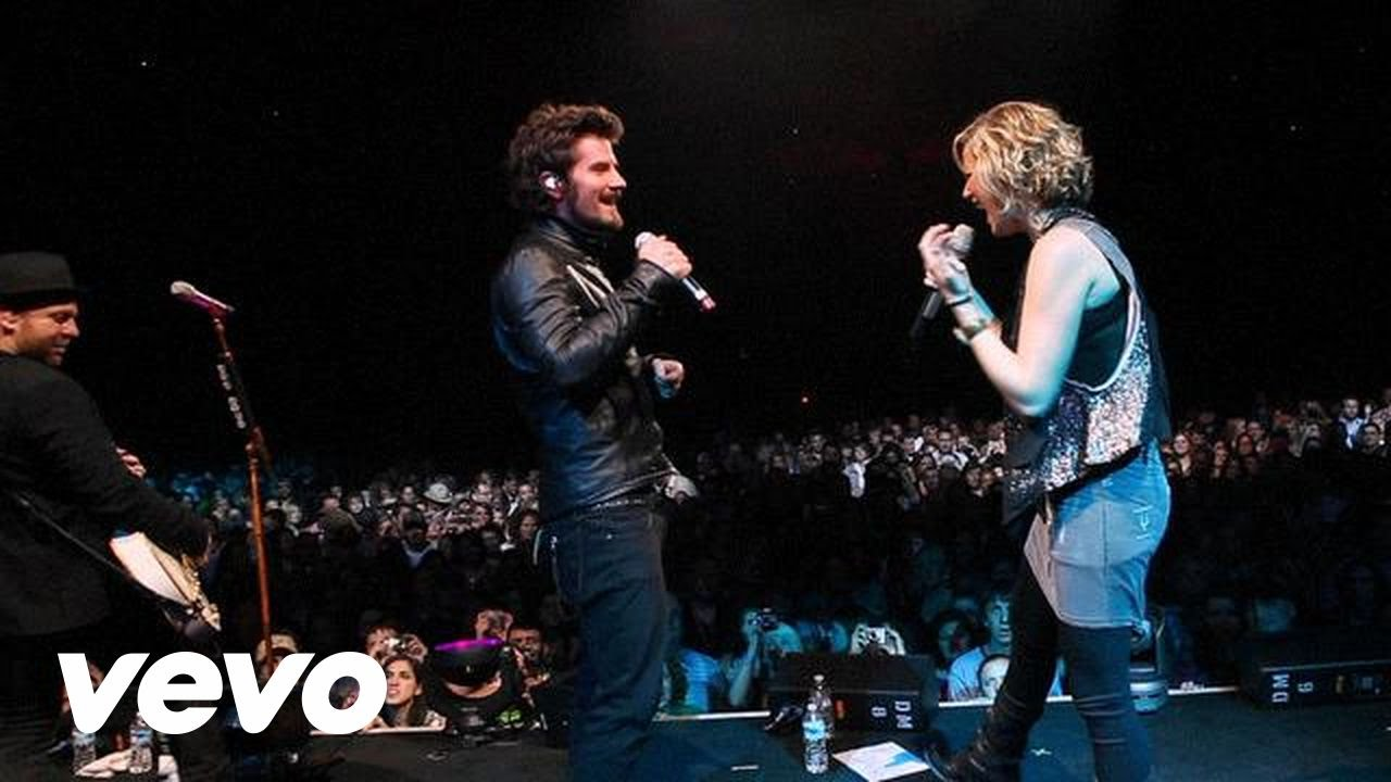 Coast To Coast Sugarland Still The Same Tour Bridgestone Arena