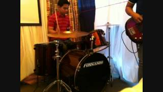 Hillsong - This Is How We Overcome - Live Band Drum Cover