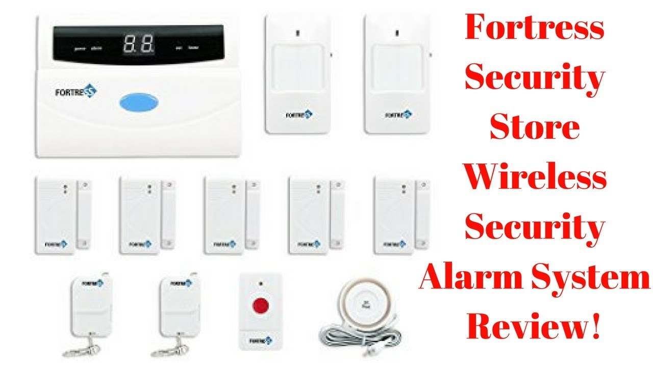 Wireless Alarm System Dickinson TX