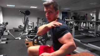 Richtig Schulter trainieren I Tim Gabel