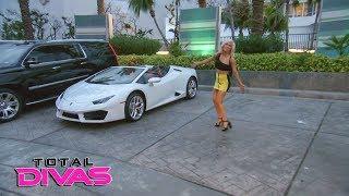 Lana gives Natalya and Nia Jax a Lamborghini: Total Divas Preview Clip, Oct. 24, 2018