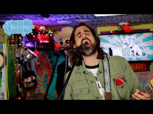 Vídeo de The Band of Heathens en directo en una jam session en Los Ángeles, California, en 2016