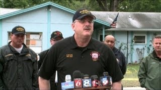 US man 'swallowed' alive by Florida sink hole