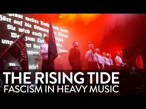 The Rising Tide - Fascism in Extreme Music - Conquest of Dread