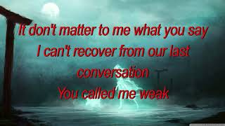 Drake - Don't Matter To Me ft. Michael Jackson (Lyrics w/ Audio)
