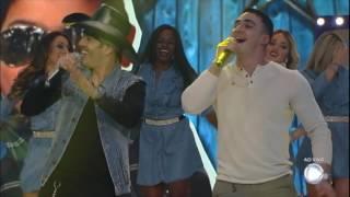 Pedro Paulo e Alex animam a plateia com hit Me Chama