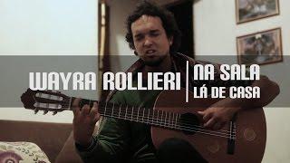 Presença Cristalina - Wayra Rollieri - Na Sala Lá de Casa
