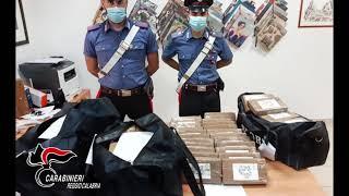 CRONACA: TRASPORTAVA 117 KG DI DROGA NASCOSTA IN UN TIR