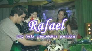 Rafael filmagem infantil menu dvd