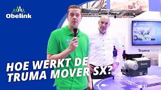 Truma Mover SX - Hoe werkt de Truma Mover SX? - Caravan Salon 2017 | Obelink Vrijetijdsmarkt