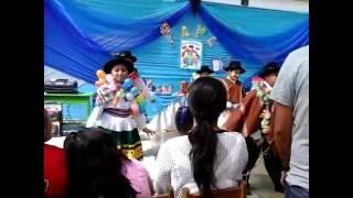 Danza Sikinanay en el Día del Padre - I.E.P. César Vallejo Pisco