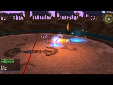 Dekaron: The Answer - Vicious Summoner VS Incar Magician (Endless Fight)