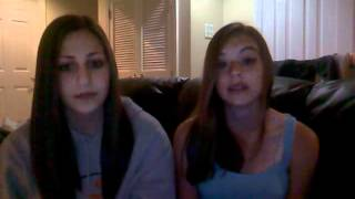 Safe and Sound cover by Chelsea and Rachel