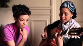 "Mariama & Liebe Minou -""GRANDMA'S HANDS"""
