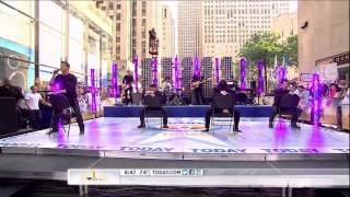 98Degrees Live @ Today show