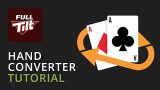 Full Tilt Poker hand conversion