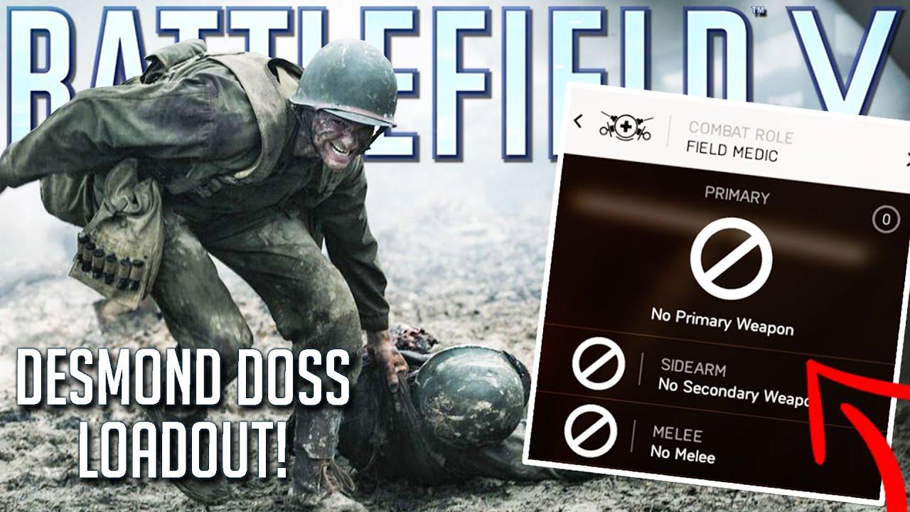 AKA-ART - The Desmond Doss Challenge - Reviving ONLY! - Battlefield 5