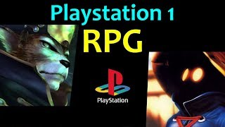 10 Awesome PS1 RPG Games 😍 Video 1 ... (Gameplay)