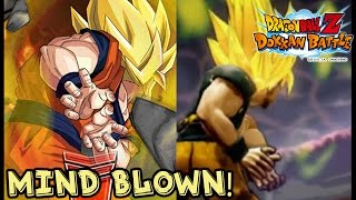 Where The Dragon Ball Z Dokkan Battle Summon Animation Comes From