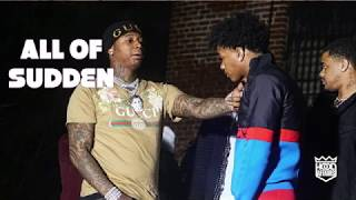 Money Bagg Yo Lil Baby - All Of Sudden (LYRICS)