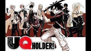 РЭП про Хранитель вечности - UQ Holder! Mahou Sensei Negima! 2 Rap