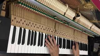 Piano   Calle 13 - Ojos Color Sol ft  Silvio Rodríguez