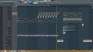 Tony Junior & KURA - Walk Away ft. Jimmy Clash (FL Studio Remake)