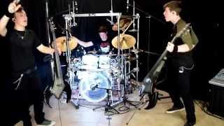 Black Sabbath - Paranoid - Cover (Cello & Drum Cover)
