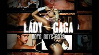Lady Gaga Boys Boys Boys Instrumental With Vocals