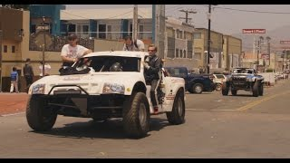 Racing In The Baja 500 After One Lesson -- DRIVE/TRAIN