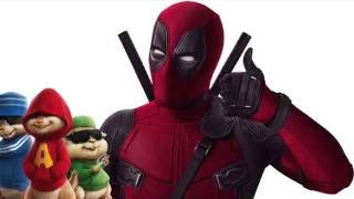 Deadpool ft. The Chipmunks - X Gon Give it to Ya (Chipmunk style)