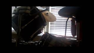 I Won't Give Up Drum Cover width=