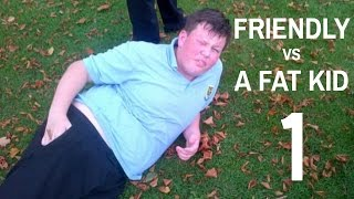 FIFA 17 vs A Fat Kid