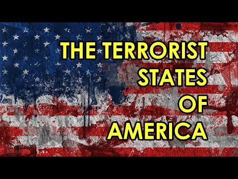 America is a Nation of Terror
