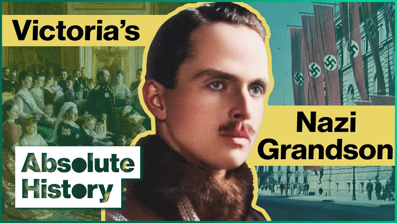 How Queen Victoria's Grandson Became Hitler's Favorite | Absolute History