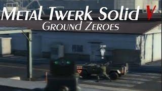 Metal Twerk Solid V Ground Zeroes