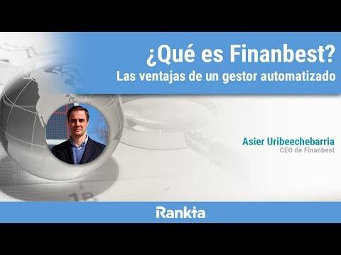 Hablaremos de qué es Finanbest, su fundación y su metodología. Se hablará en términos generales de nuestros dos productos: los planes de pensiones y las carteras de fondos.