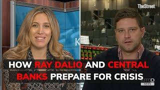 Ray Dalio and central banks turn to gold, prepare for crisis