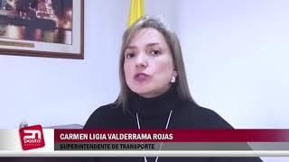 NOTICIA EN DESARROLLO SECRETARÍA DE TRANSITO Y TRANSPORTE PASTO