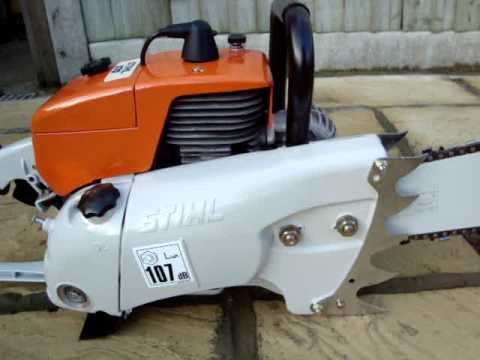 """STIHL 070 CHAIN SAW  NEW ( WITH 36"""" BLADE)"""