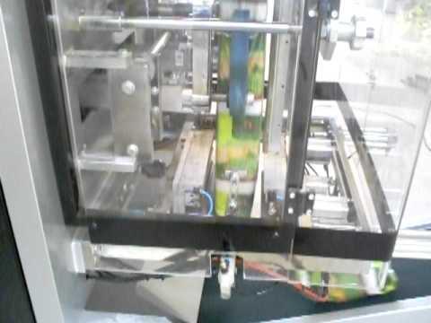Turanbey Makine - Çift Sistem Volimetrik El Geçmeli Bakliyat Paketleme Makinası