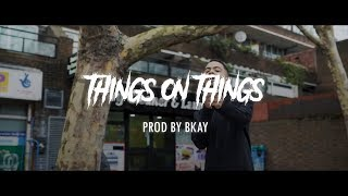 Loski X UK Drill Type Beat (Trap/Drill) - ''Things On Things'' [Prod By BKay]