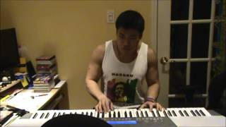 Don't Stop the Music - Jamie Cullum (Drchickenchowmein cover)