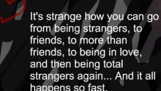 Saosin - You're Not Alone (LYRICS)