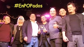 """Photocall COMPLETO elenco """"Rock en tu Idioma Sinfónico"""" en Conferencia de prensa Sabo, Cala,  Kazz"""