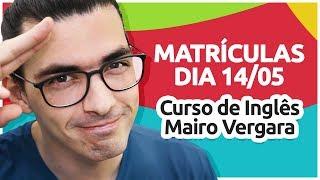 Pré-inscrições | Curso de Inglês Mairo Vergara