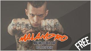""" Malandro"" Beat Malianteo - Instrumental De Rap 2017 Prod. By Faty Sánchez"