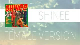 SHINee - Don`t Let Me Go [FEMALE VERSION]