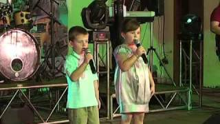 Canta Candói 2010 - 1º Lugar Mirim