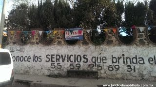 Amplia casa en obra negra Miraflores Chalco